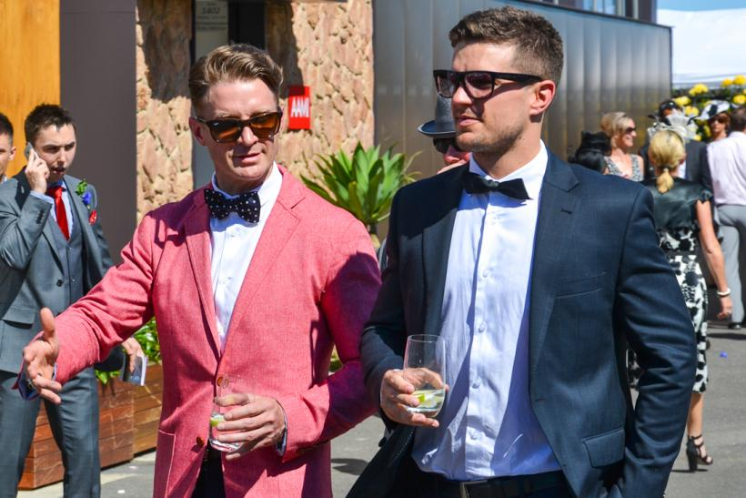 Melbourne Cup mens fashion