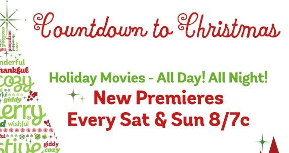 Hallmark Channel Christmas Movies 2013 When And Where To