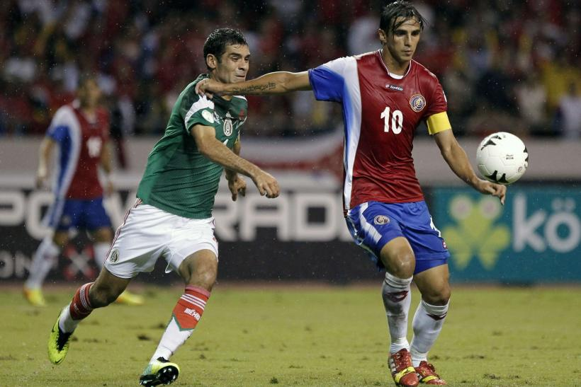Mexico Vs. New Zealand: 5 Players To Watch; Who Will Replace ...mexico vs new zealand 4