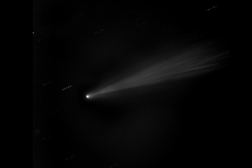 Comet ISON: NASA Images Reveal Object Is Still Intact ...