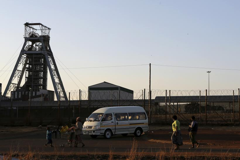 South Africa_Mining