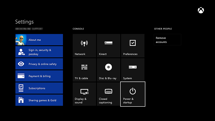 how to turn off telstra tv on xbox one