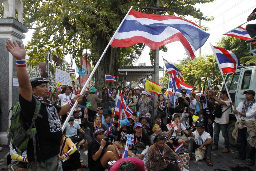 Thailand protests