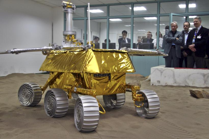 China's Yutu Moon Rover