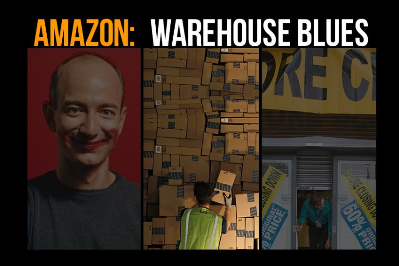 Amazon Series 2 WareHouse Blues Safety Space