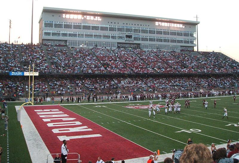 Troy Football Stadium