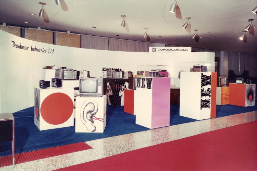 1969 CES Televisions