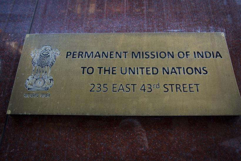 Indian Mission_UN_NY