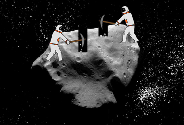 Space Mining