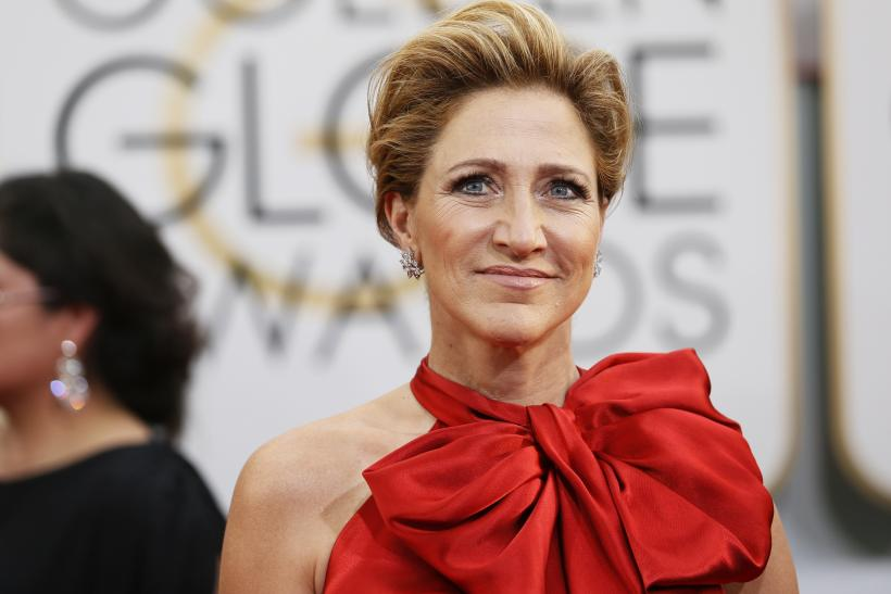 Actress Edie Falco arrives at Edie Falco 2014
