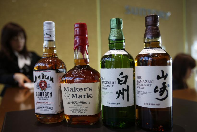 Jim Beam Acquired by Suntory