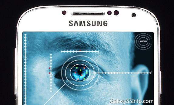 The Samsung Galaxy S5 may include new smart features