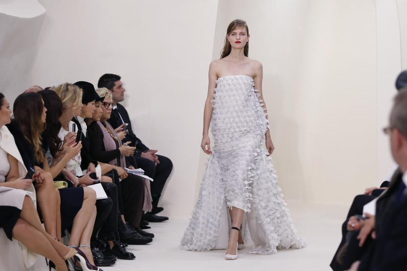 Couture Week 2014: Dior