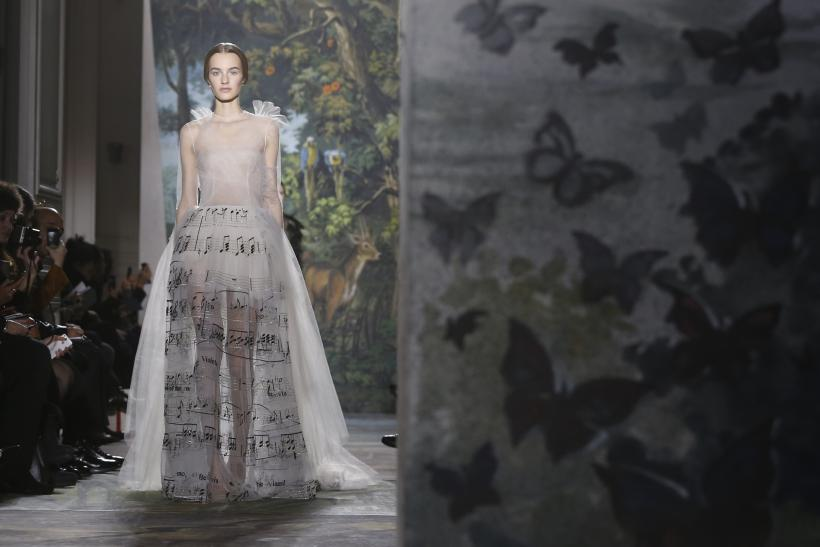Couture Week 2014: Valentino