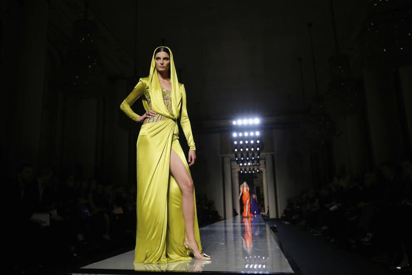 Couture Week 2014: Versace