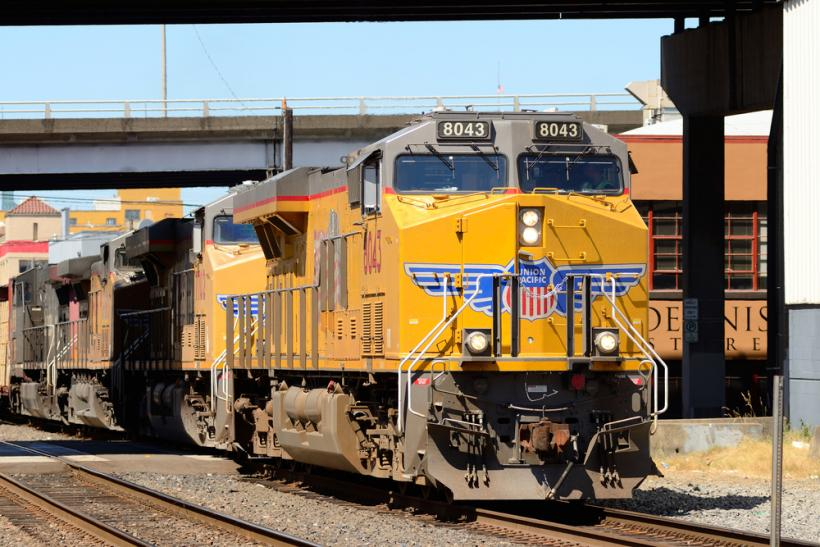 Union Pacific 2013 by Shutterstock