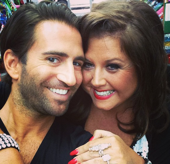 Michael Padula, Abby Lee Miller