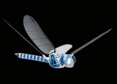 Dragonfly Drone by Festo Engingeering 2