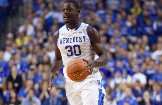 Julius Randle Kentucky