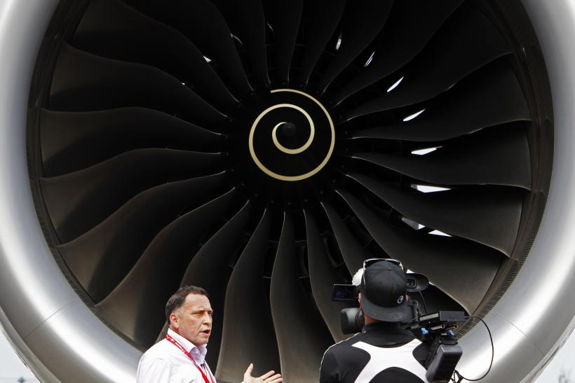 Airbus Aircraft Engine