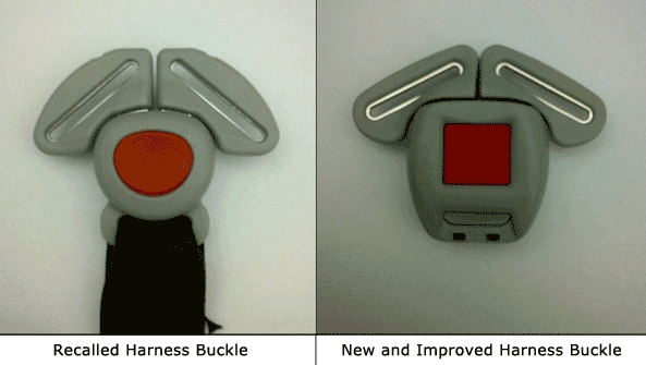 Graco Car Seat Buckle Recall