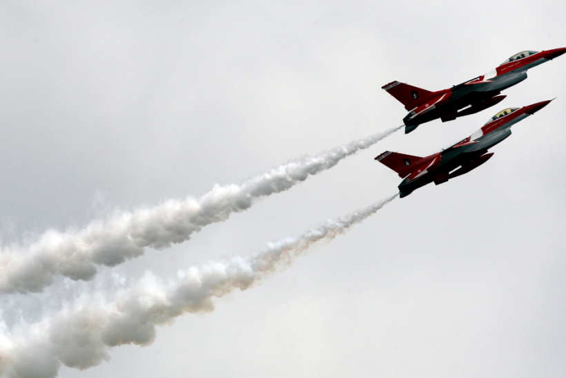 Republic of Singapore Air Force Black Knights