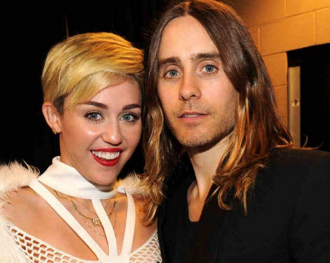 Miley & Jared?