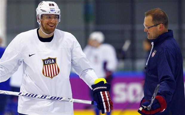 USA Men's Hockey