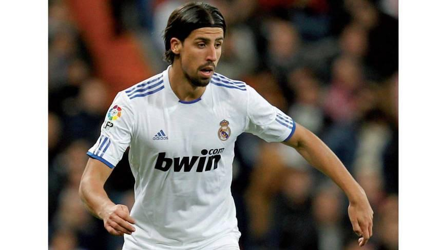 Sami Khedira Real Madrid