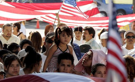 Texas immigration reform supporters 2