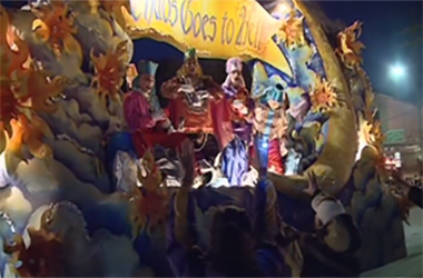 Mardi Gras 2014 In New Orleans, How To Stay Safe [VIDEO]