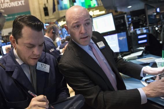 S&P Rebounds As Ukraine Russia Ease