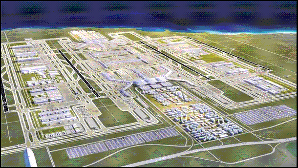 Istanbul's new airport
