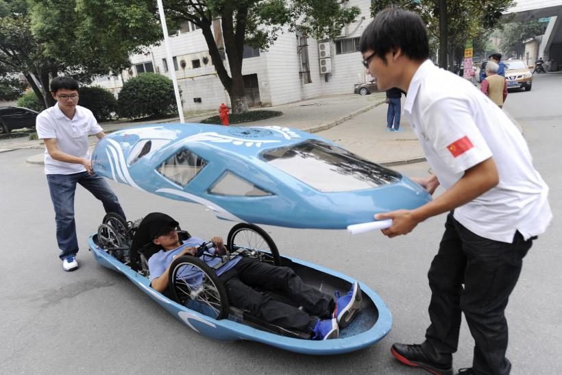 Odd inventions China