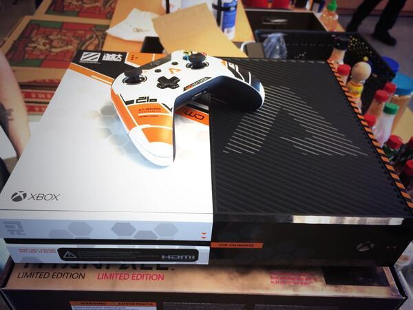 Special edition   Titanfall   Xbox One Special Edition