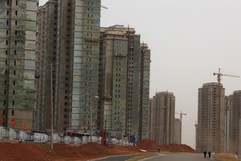 China's ghost towns