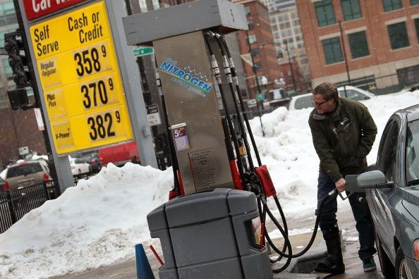 Gas prices Chicago