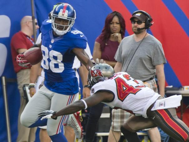 Hakeem Nicks Giants