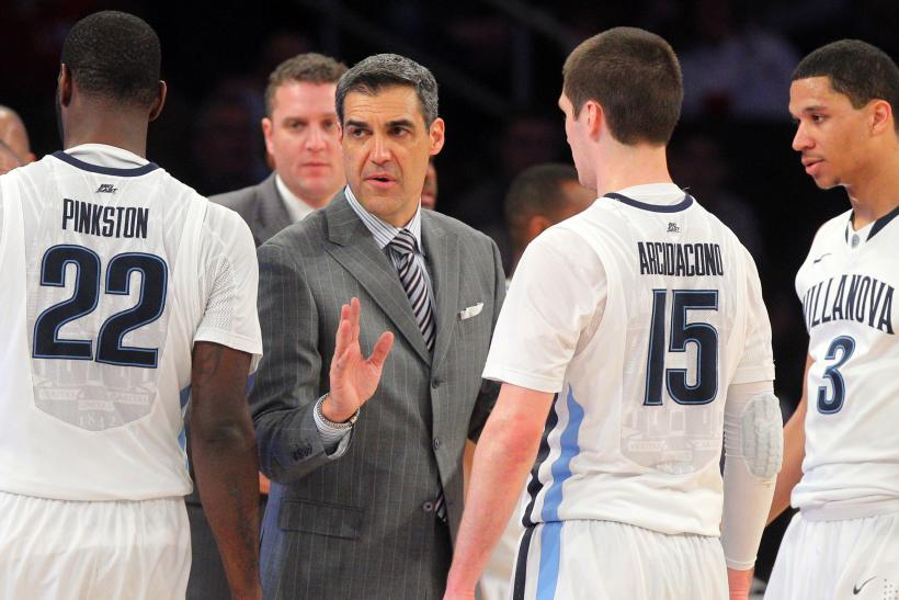 Jay Wright Villanova coach