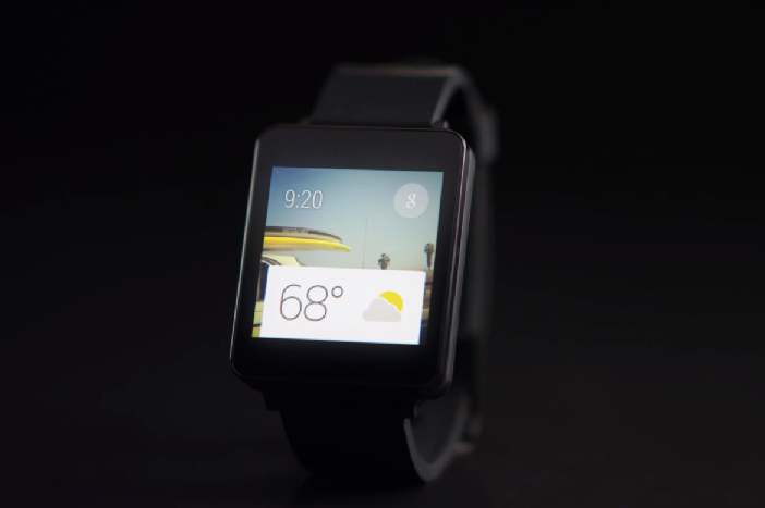 Google Android Wear Wearables Nexus Smartwatch Square Face