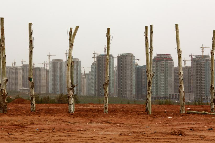China Ghost City