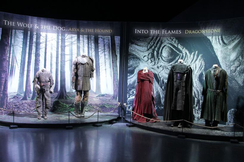 "Game of Thrones"" Props"