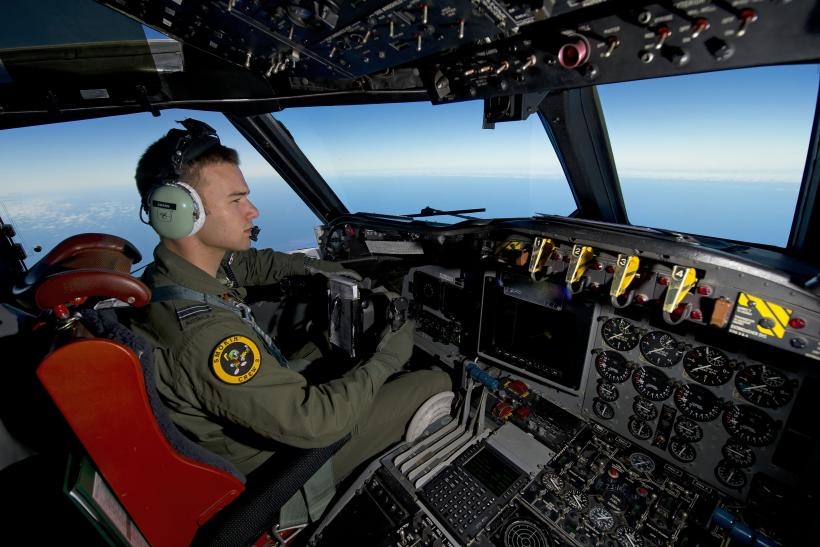 Search for missing Flight MH370