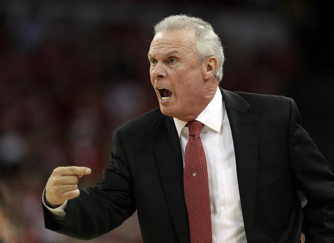Bo Ryan Wisconsin