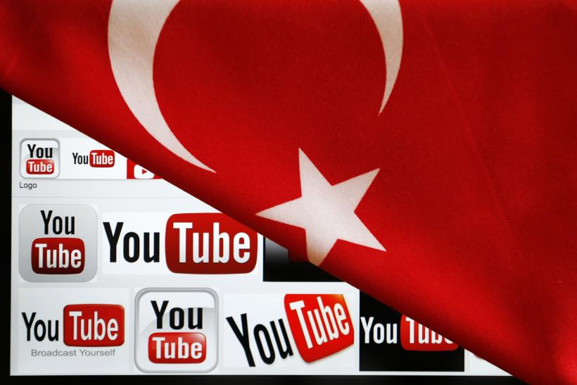 Turkey_YouTube Ban