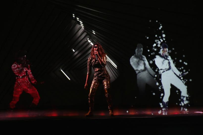 Audi A3 Launch With Janelle Monae And M.I.A.