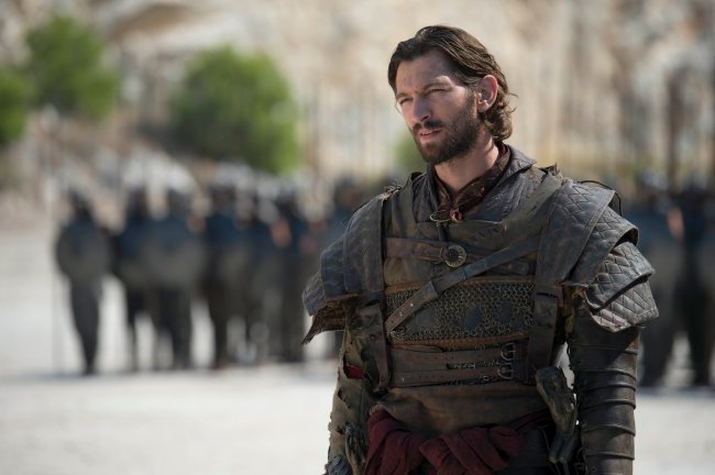 New Daario Naharis