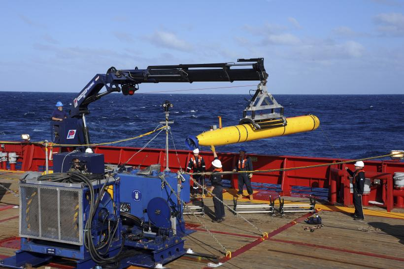 Ocean Shield_Flight MH370 Search