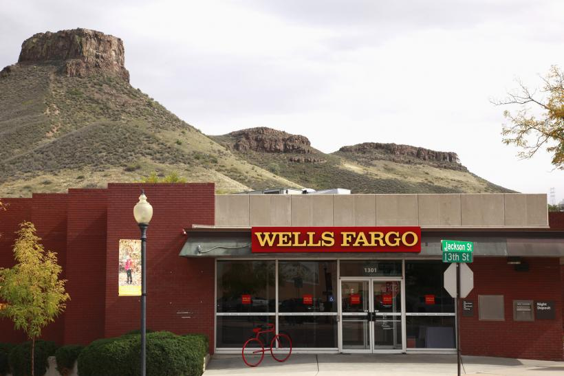 Wells Fargo Golden Colorado 2013