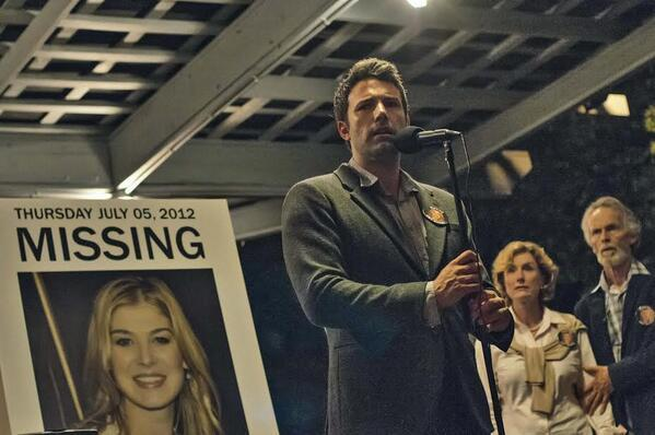"Gone Girl"" Movie"